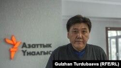 Рустам Нурматов.