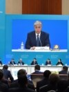 Kazakhstan - Tokayev at the meeting of National Council of Public Trust