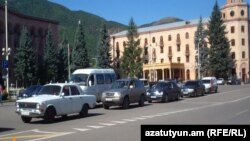 Փողոց Վանաձորում