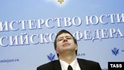 Министр юстиции России Александр Коновалов.