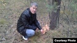Бывший житель села Калачи Акмолинской области Александр Павлюченко. Фото из личного архива.