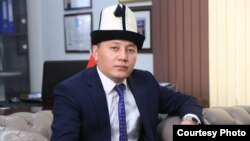 Жеңиш Молдокматов.
