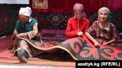 Мургабдык кыргыздар
