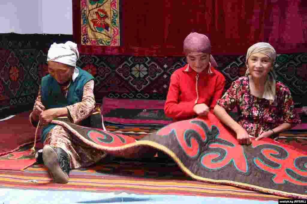 Мургаб. Памирские кыргызы