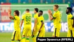 According to Anzhi officials, CSKA fans shouted abuse about the Caucasus region and its people during the match in Moscow on August 1.