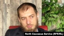 Руководитель благотворительной организации VAYFOND Мансур (Мовсар) Садулаев.