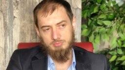 """Руководитель благотворительной организации """"Вайфонд"""" Мансур Садулаев"""