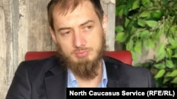 """Руководитель правозащитной организации """"Вайфонд"""" Мансур (Мовсар) Садулаев"""