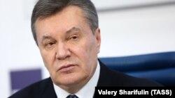 Віктор Янукович втік до Росії взимку 2014 року після розстрілів протестувальників на Майдані