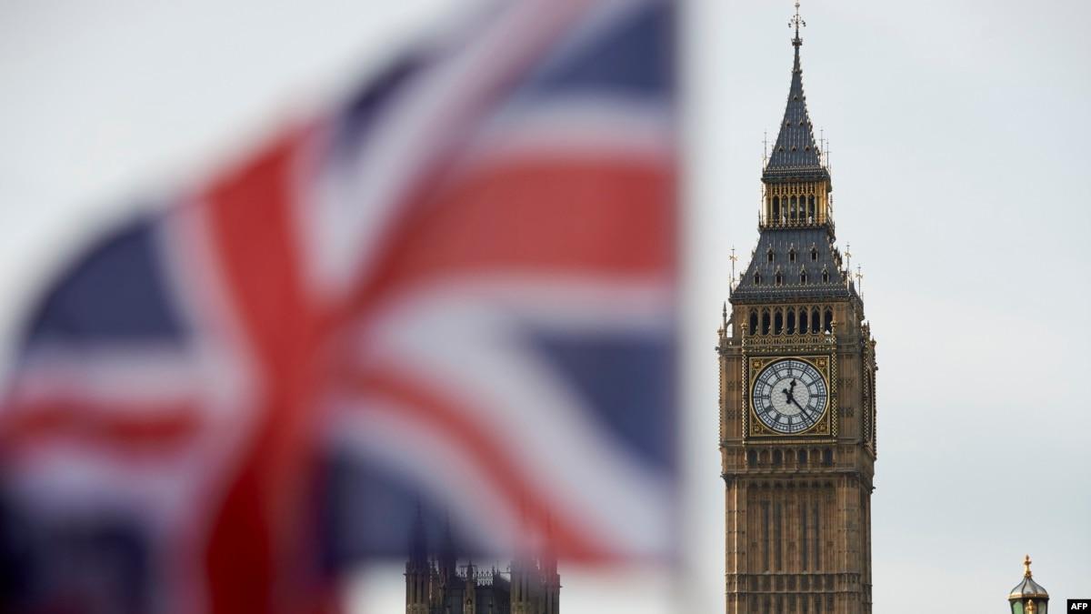 У Лондоні протаранили машину українського посла
