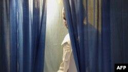 Юлія Тимошенко голосувала в рідному Дніпропетровську
