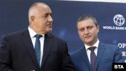Премиерът Бойко Борисов и финансовият министър Владислав Горанов отхвърлят всички твърдения на Божков