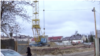 Месца будаўніцтва элітнага жылога комплексу «Прыбускі квартал» у Берасьці, дзе выявілі парэшткі расстраляных