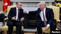 Donald Trump və Racep Tayyip