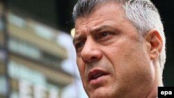 Kryeministri i Kosovës, Hashim Thaçi.