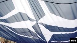 Понад один мільйон грузинів під прапором НАТО протестували проти російської військової окупації, 1 вересня 2008 р.