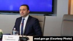 Վրաստանի պաշտպանության նախարար Իրակլի Ղարիբաշվիլի, արխիվ