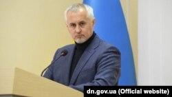 Сергей Гончаренко, и.о. директора департамента ЖКХ Донецкой ОГА