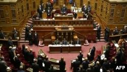 Архивска фотографија- францускиот сенат