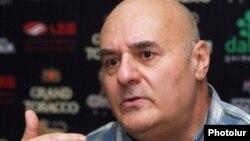 Армянский политолог Игорь Мурадян