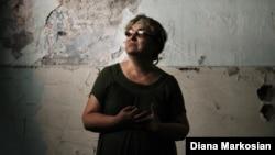 Nadezhda Guriyeva lost her son and daughter in the terrorist attack.