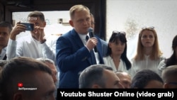 Андрій Каращенко запам'ятався участю у відео із розмови Володимира Зеленського із закарпатськими митниками від 6 липня 2019 року