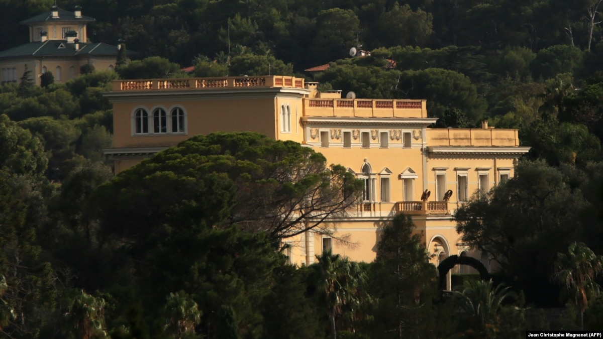 Ахметов купил старинную виллу во Франции – это не первая его дорогая недвижимость в Европе