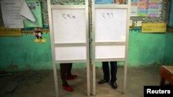 Zgjedhjet në Egjipt