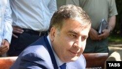 Губернатор Одесской области Украины Михаил Саакашвили.