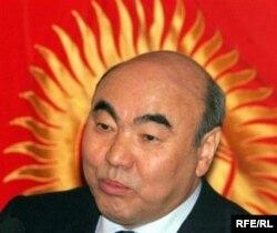 Аскар Акаев, раиси ҷумҳури пешини Қирғизистон