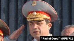 Абдухалим Назарзода (Ходжа Халим), бывший заместитель министра обороны Таджикистана.