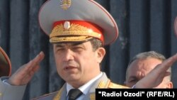 Абдухалим Назарзода, экс-заместитель министра обороны Таджикистана