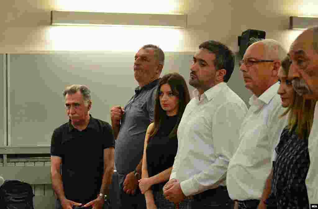 МАКЕДОНИЈА - Правосилно осудениот во случајот Труст, Сеат Кочан, до СЈО доставил ново барање за одлагање на издржувањето на казната затвор, поради здравствени причини.