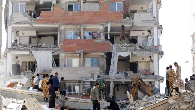 Над 440 мртви во земјотресот меѓу Иран и Ирак