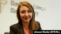 Gresa Kraja, Web Editor with RFE/RL's Balkan Service Kosovo Unit.