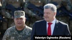 Степан Полторак продовжить очолювати Міністерство оборони як цивільний міністр