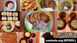 Беларуская кухня