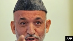 Karzai is expected to announce new anticorruption measures during his inauguration speech.