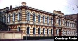 Clădirea Arhivelor Statului în 2007