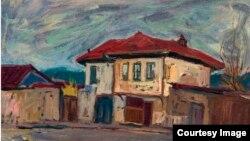 Миле Корубин 1953 Пејзаж