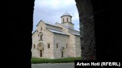 Manastiri i Deçanit.