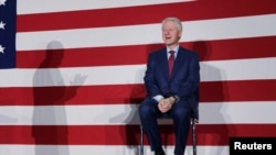 "Bill Clinton je koautor knjige ""President is Missing"""