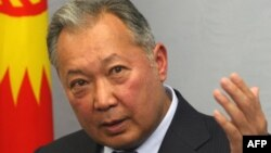 Former Kyrgyz President Kurmanbek Bakiev had to flee Kyrgyzstan along with other members of his family following violent antigovernment protests in 2010.
