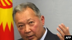 Former Kyrgyz President Kurmanbek Bakiev is living in Belarus.
