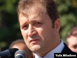 Vlad Filat în vara anului 2009