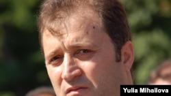 Moldovan Prime Minister Vlad Filat