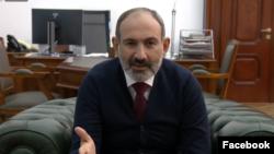 Премьер-министр Никол Пашинян, 6 апреля 2020 г.