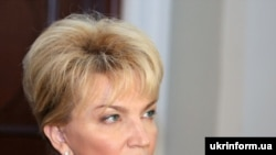 Raisa Bohatyriova would be the first post-Soviet female defense minister.