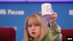 Русия Үзәк сайлау комиссиясе рәисе Элла Памфилова