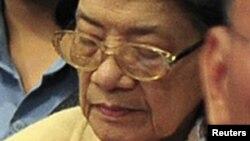 Иенг Тирит (фото 2011 года)